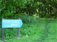 Parcours cyclo-gym