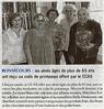 Colis de printemps offert par le CCAS  Paris Normandie Le 22 avril 2015