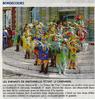Les enfants de maternelle fêtent le carnaval  Le Bulletin Le 7 avril 2015