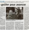 Un goûter pour avancer  Paris Normandie Le 1er juin 2015