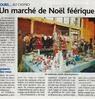 Un marché  de Noël féerique  Le Bulletin Le 1er décembre 2015