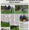 Le champion du monde  dans la douleur Le Bulletin  Le 20 janvier 2015