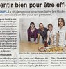 Se sentir bien pour être efficace  Paris Normandie Le 30 septembre 2015
