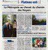 La Métropole au chevet du chemin des Noyers  Le Bulletin Le 29 septembre 2015