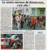 Le centre nerveux de Bonsecours,  c'est elle !  Le Bulletin Le 2 juin 2015