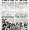 Les jeunes sensibilisés à la réduction des déchets Paris Normandie Le 14 février 2015
