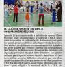 Le goûter sportif de l'ascb  Le Bulletin Le 23 juin 2015