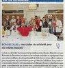 Une chaîne de solidarité pour les enfants malades  Paris Normandie Le 28 septembre 2015