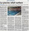 La piscine refait surface
