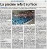 La piscine refait surface  Paris Normandie Le 27 novembre 2015