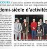 Un demi-siècle d'activités Paris Normanide Lundi 2 février 2015
