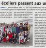 Les écoliers passent aux urnes  Paris Normandie Le 13 novembre 2015