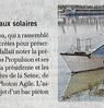 Une alternative avec les  bateaux solaires  Paris Normandie Le 12 octobre 2015
