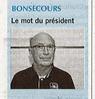 Le mot du président APB  Paris Normandie Le 22 mai 2015