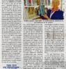 Michel Bussi à livre ouvert  Le Bulletin Le 13 octobre 2015