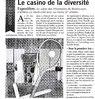 Le Casino de la diversité Paris Normanide Le 30 janvier 205