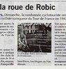 Dans la roue de Robic  Paris Normandie Le 9 octobre 2015