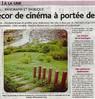 Un décor de cinéma  à portée de main  Le Bulletin Le 9 juin 2015
