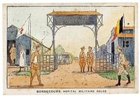 Centenaire de l'hôpital Belge de Bonsecours 1916-1919
