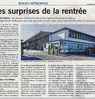 Les bonnes surprises de la rentrée  Le 29 août Paris Normandie