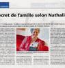 Le secret de famille selon Nathalie Salmon  Le Bulletin Le 26 janvier 2016