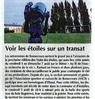 Voir les étoiles sur un transat  Paris Normandie Le 28 juillet 2016