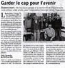 Garder le cap pour l'avenir  Paris Normandie Le 8 février