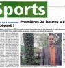 Premières 24h VTT : top départ !  Le Bulletin Le 17 mai 2016