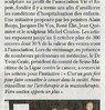 Une exposition de peinture  au profit de Vie et Espoir  Paris Normandie Paru le 5 octobre 2016