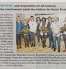 Sept récipiendaires ont été remerciés pour leur investissement Paris Normandie Paru le 30 novembre 2016