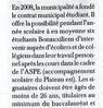 Un contrat gagnant gagnant  Paris Normandie Le 28 juillet 2016
